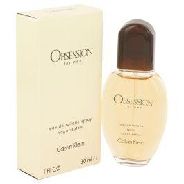 OBSESSION par Calvin Klein Eau De Toilette Spray 1 oz (Homme) 30ml