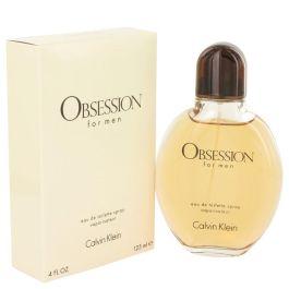 OBSESSION by Calvin Klein Eau De Toilette Spray 4 oz (Men) 120ml
