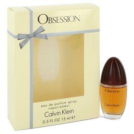 OBSESSION by Calvin Klein Eau De Parfum Spray .5 oz (Women)