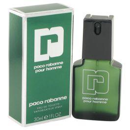 PACO RABANNE par Paco Rabanne Eau De Toilette Spray 1 oz (Homme) 30ml