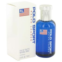 POLO SPORT par Ralph Lauren Eau De Toilette Spray 2.5 oz (Homme) 75ml