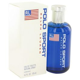 POLO SPORT par Ralph Lauren Eau De Toilette Spray 4.2 oz (Homme) 125ml