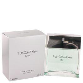 Truth by Calvin Klein Eau De Toilette Spray 3.4 oz (Men) 100ml
