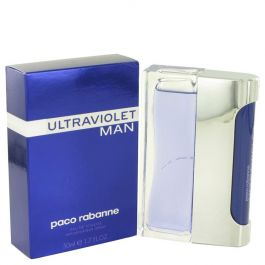 ULTRAVIOLET par Paco Rabanne Eau De Toilette Spray 1.7 oz (Homme) 50ml
