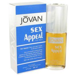 Sex Appeal par Jovan Cologne Spray 3 oz (Homme) 90ml
