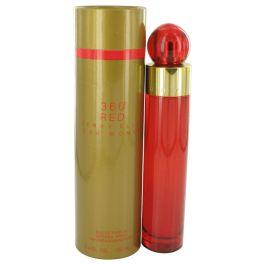 Perry Ellis 360 Red par Perry Ellis Eau De Parfum Spray 3.4 oz (Femme) 100ml