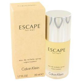 Escape par Calvin Klein Eau De Toilette Spray 1.7 oz (Homme) 50ml