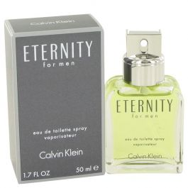 Eternity par Calvin Klein Eau De Toilette Spray 1.7 oz (Homme) 50ml