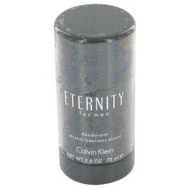 ETERNITY par Calvin Klein Deodorant Stick 2.6 oz (Homme) 75ml