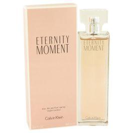 Eternity Moment by Calvin Klein Eau de Parfum Spray 3.4 oz (Women) 100ml
