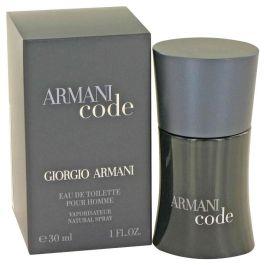 Armani Code par Giorgio Armani Eau De Toilette Spray 1 oz (Homme) 30ml