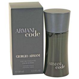 Armani Code par GIORGIO ARMANI Eau De Toilette Spray 1.7 oz (Homme) 50ml