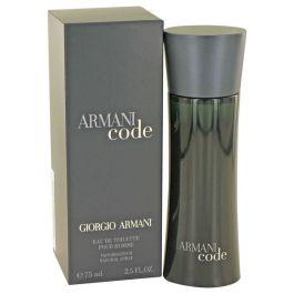 Armani Code par GIORGIO ARMANI Eau De Toilette Spray 2.5 oz (Homme) 75ml