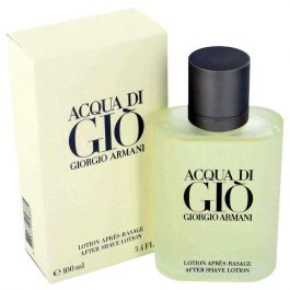 ACQUA DI GIO par Giorgio Armani After Shave 3.4 oz (Homme) 95ml
