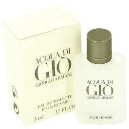 ACQUA DI GIO par Giorgio Armani Mini EDT .17 oz (Homme)