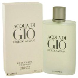 ACQUA DI GIO par Giorgio Armani Eau De Toilette Spray 6.7 oz (Homme) 195ml