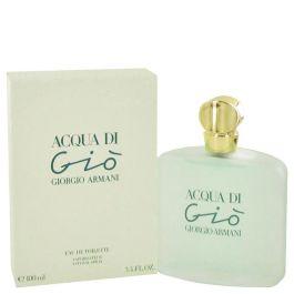 ACQUA DI GIO par Giorgio Armani Eau De Toilette Spray 3.4 oz (Femme) 95ml