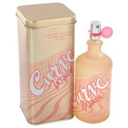 Curve Wave par Liz Claiborne Eau De Toilette Spray 3.4 oz (Femme) 100ml