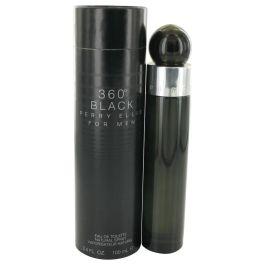 Perry Ellis 360 Black by Perry Ellis Eau De Toilette Spray 3.4 oz (Men) 100ml