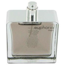 Euphoria par Calvin Klein Eau De Toilette Spray (Tester) 3.4 oz (Homme) 100ml
