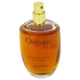 OBSESSION par Calvin Klein Eau De Parfum Spray (Tester) 3.4 oz (Femme) 100ml