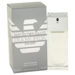Emporio Armani Diamonds par Giorgio Armani Eau De Toilette Spray 1.7 oz (Homme) 50ml