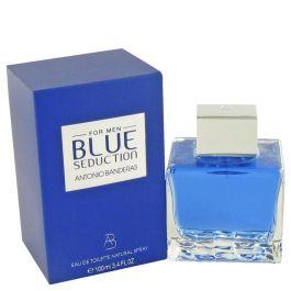 Blue Seduction par Antonio Banderas Eau De Toilette Spray 3.4 oz (Homme) 100ml