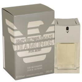 Emporio Armani Diamonds par Giorgio Armani Eau De Toilette Spray 1 oz (Homme)