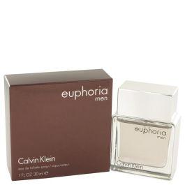Euphoria par Calvin Klein Eau De Toilette Spray 1 oz (Homme) 30ml