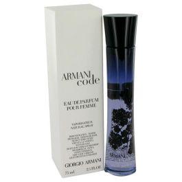 Armani Code par Giorgio Armani Eau De Parfum Spray (Tester) 2.5 oz (Femme) 75ml