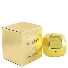 Lady Million par Paco Rabanne Eau De Parfum Spray 2.7 oz (Femme) 80ml