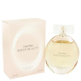 CK Sheer Beauty par Calvin Klein Eau De Toilette Spray 3.4 oz (Femme) 100ml