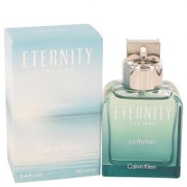 Eternity Summer par Calvin Klein Eau De Toilette Spray (2012) 3.4 oz (Homme) 100ml