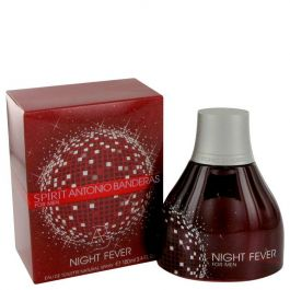 Spirit Night Fever par Antonio Banderas Eau De Toilette Spray 1.7 oz (Homme)