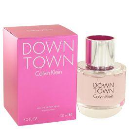 Downtown par Calvin Klein Eau De Parfum Spray 3 oz (Femme)