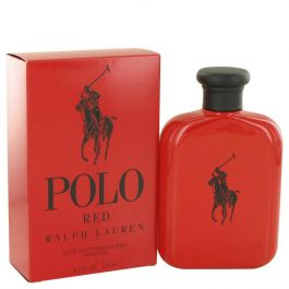 Polo Red par Ralph Lauren Eau De Toilette Spray 4.2 oz (Homme) 125ml