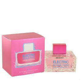Electric Seduction Blue par Antonio Banderas Eau De Toilette Spray 3.4 oz (Femme)