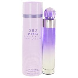 Perry Ellis 360 Purple par Perry Ellis Eau De Parfum Spray 3.4 oz (Femme) 100ml