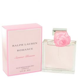 Romance Summer Blossom par Ralph Lauren Eau De Parfum Spray 3.4 oz (Femme) 100ml