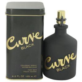 Curve Black par Liz Claiborne Cologne Spray 4.2 oz (Homme)
