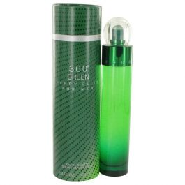 Perry Ellis 360 Green par Perry Ellis Eau De Toilette Spray 3.4 oz (Homme) 100ml
