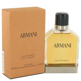 Armani Eau D'aromes par Giorgio Armani Eau De Toilette Spray 3.4 oz (Homme)