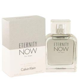 Eternity Now par Calvin Klein Eau De Toilette Spray 3.4 oz (Homme)