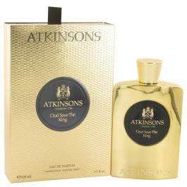 Oud Save The King by Atkinsons Eau De Parfum Spray 3.4 oz (Women)