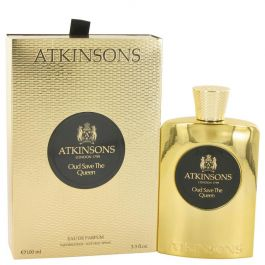 Oud Save The Queen par Atkinsons Eau De Parfum Spray 3.4 oz (Femme)