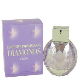 Emporio Armani Diamonds Violet par Giorgio Armani Eau De Parfum Spray 1.7 oz (Femme)