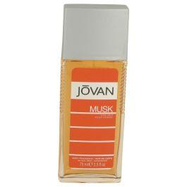 JOVAN MUSK par Jovan Body Spray 2.5 oz (Homme)