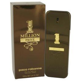 1 Million Prive par Paco Rabanne Eau De Parfum Spray 3.4 oz (Homme)