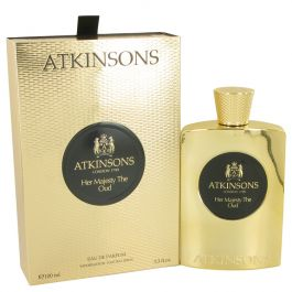 Her Majesty The Oud par Atkinsons Eau De Parfum Spray 3.3 oz (Women)