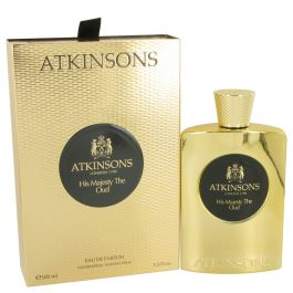 His Majesty The Oud par Atkinsons Eau De Parfum Spray 3.3 oz (Men)